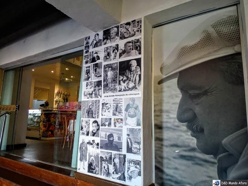 O que fazer em Salvador (Bahia) - Fundação Casa de Jorge Amado