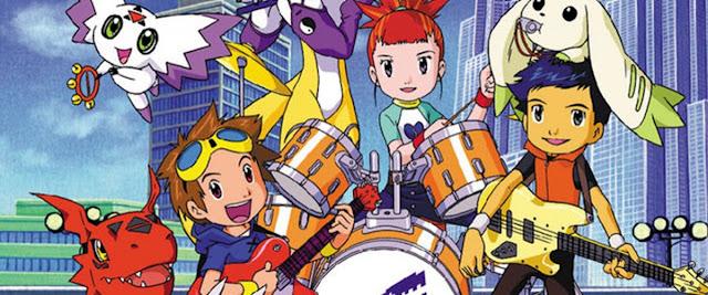 Digimon Tamers (Digimon 3) (51/51) (60MB) (HDL) (Latino) (Mega)