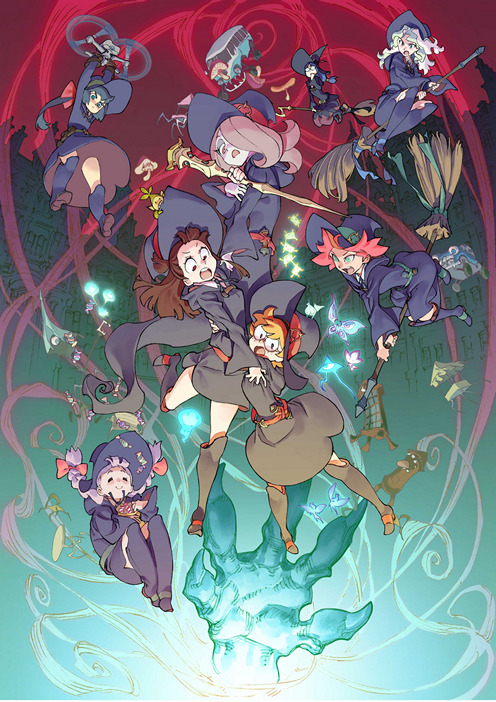 [DD][MEGA] Little Witch Academia (TV) [11/??]
