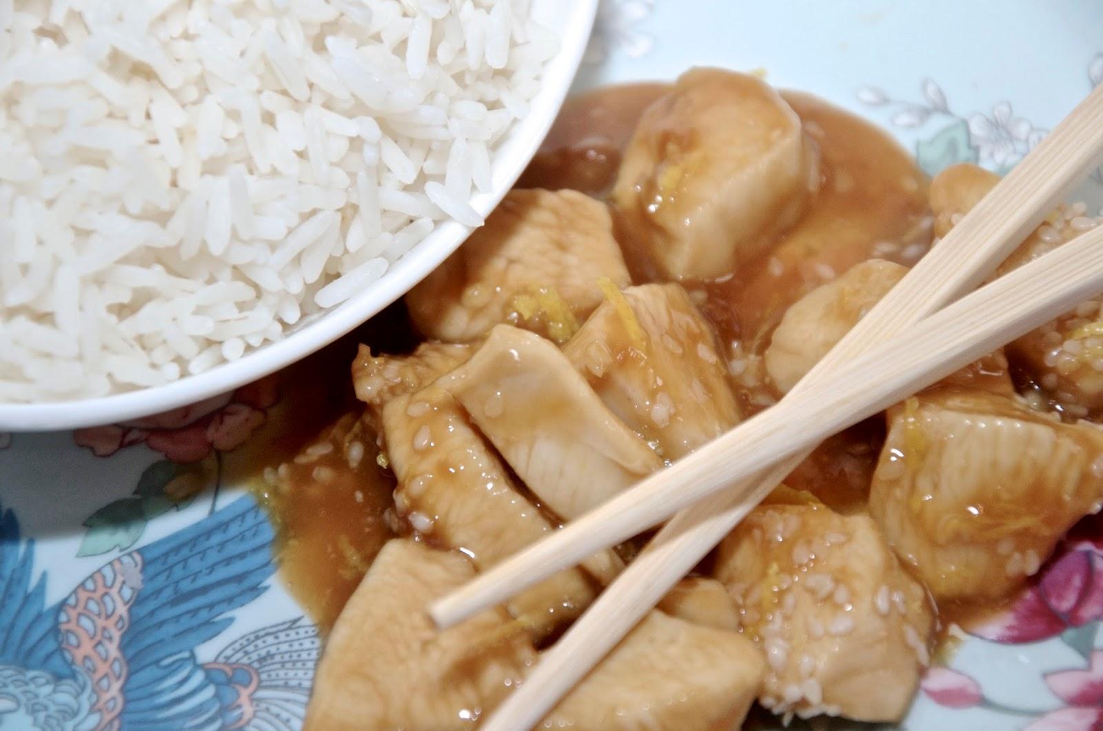 how to make asian lemon chicken
