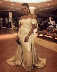 Simi Steps Out As Chief Bridesmaid At Her Mum's Wedding Ceremony || WATCH-www.mp3made.com.ng