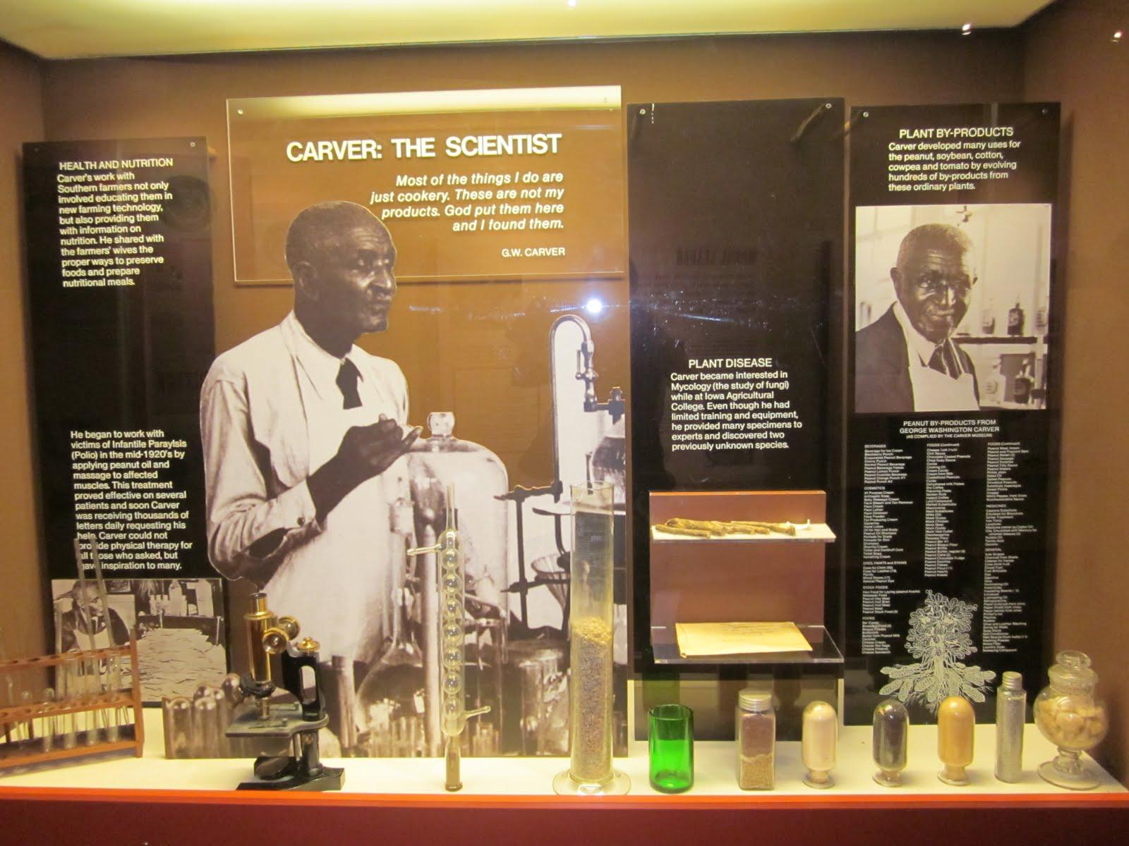 Golden Gang George Washington Carver National Monument