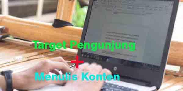 menulis Konten