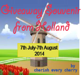 http://cheerisheverycherry.blogspot.com/2014/07/giveaway-souvenir-from-holland-by.html