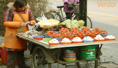 vendor occupation