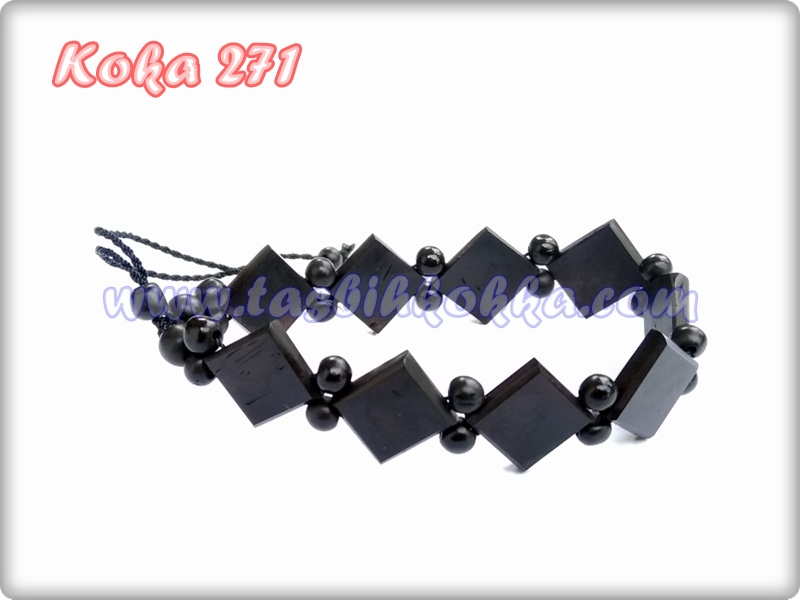 Gelang Kokka 271 kotak hitam