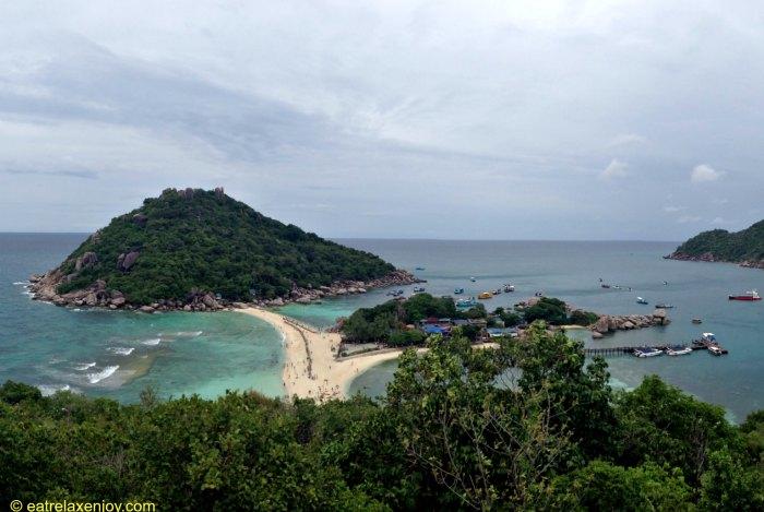 הפלגה לקוטאו וקוננגיואן (קוסמוי תאילנד)