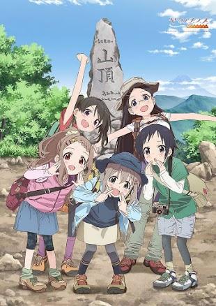 تقرير انمي Yama no Susume s3 (الموسم الثالث)