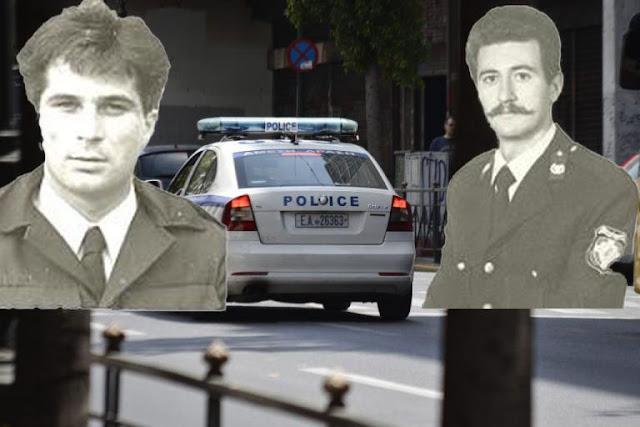 Ο δολοφόνος δυο αστυνομικών Αντώνης Καραμολέγκος: Οδηγήθηκε στον εισαγγελέα μαζί με την σύζυγο του