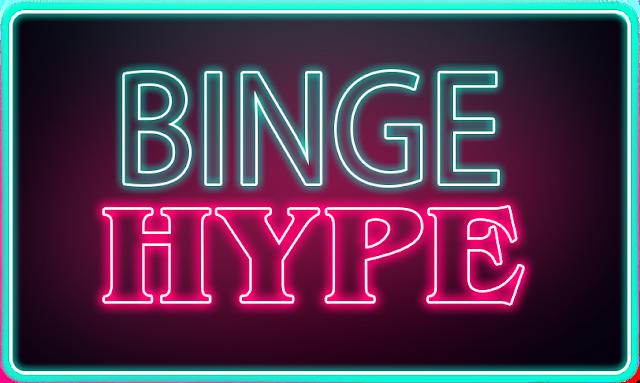 BingeHype Serien Podcast, Serien Podcast, Filmblogger, Serienjunkie