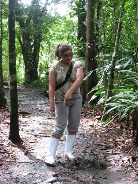 Julie Collin voyage en solo Costa Rica