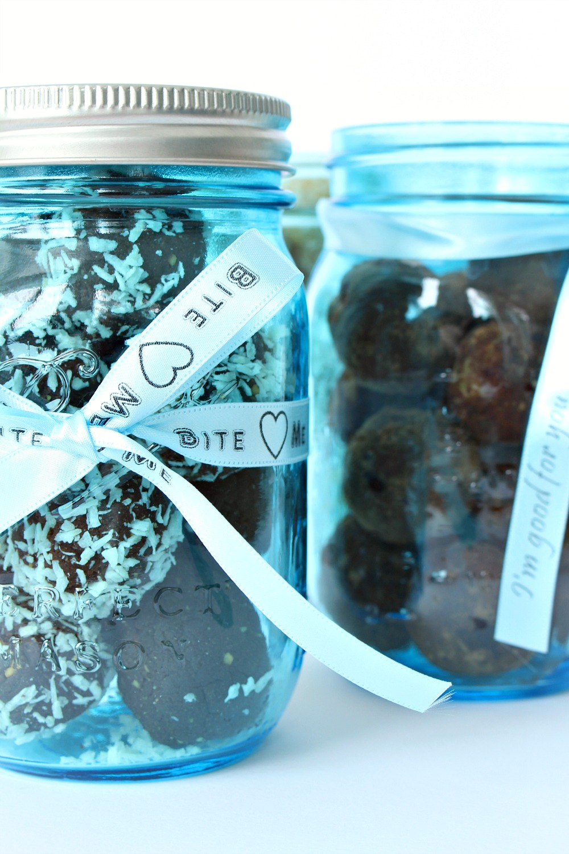 Mason Jar Baked Goods Gift