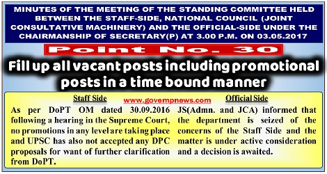 fill-all-vacant-posts-in-time-bond-manner