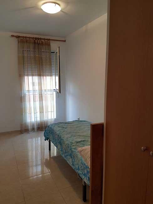 piso en alquiler calle alcalde tarrega castellon dormitorio