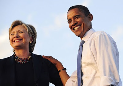 Be yourself, Obama tells Clinton ahead presidential debate