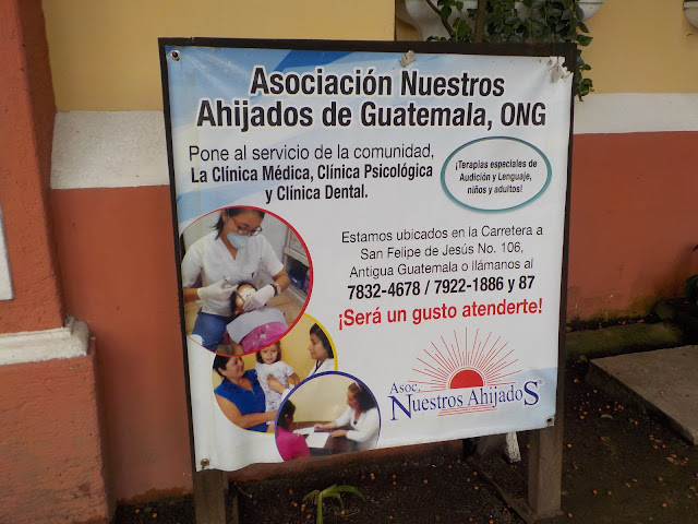 God's Child Project Nuestros Ahijados Antigua Guatemala