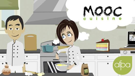Autour de la gastronomie mooc cuisine afpa formation for Afpa cuisine formation