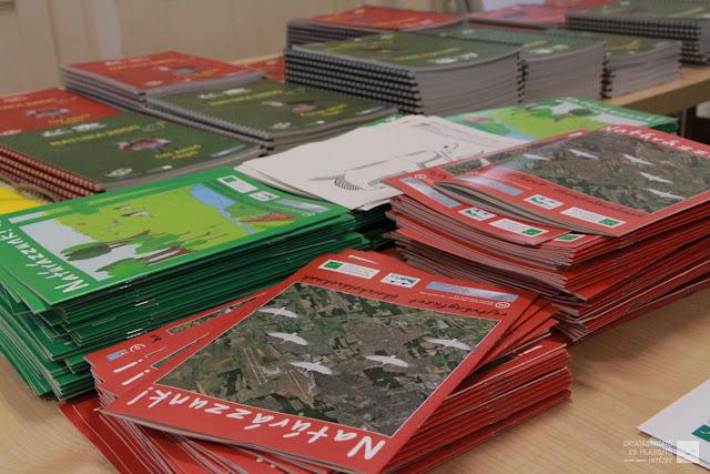 Tervező naptárak, foglalkoztatók ökoiskoláknak és zöld óvodáknak!