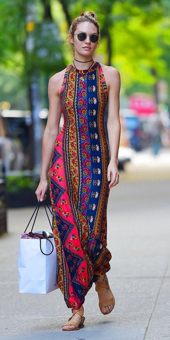 Floral Dress Image-5