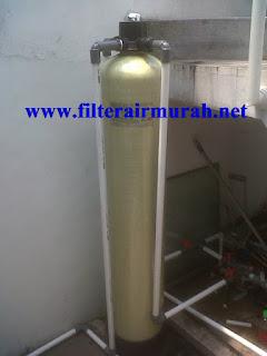 jual filter air murah fiber di jakarta barat