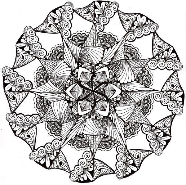 Mandala örnekleri Eğitimhane Resimlere Göre Ara Red
