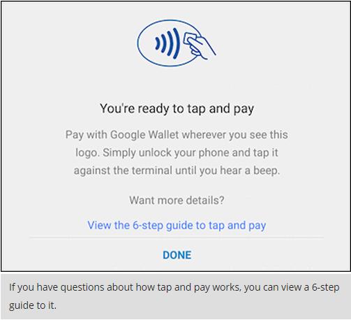 How to Set up Google Wallet | ProfitClicking Mondial
