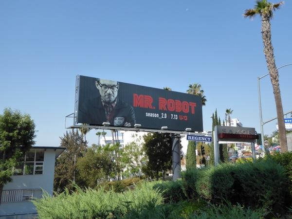 Mr Robot season 2 billboard
