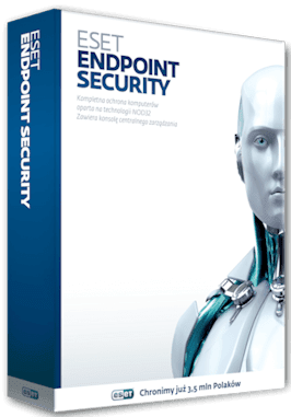 ESET Endpoint Antivirus 6.5.2107.1 poster box cover