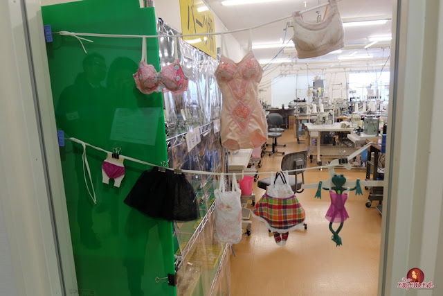 1e11dff4f7 WACOAL Passion for Product Sewing and Material Factory Tour Prototyping