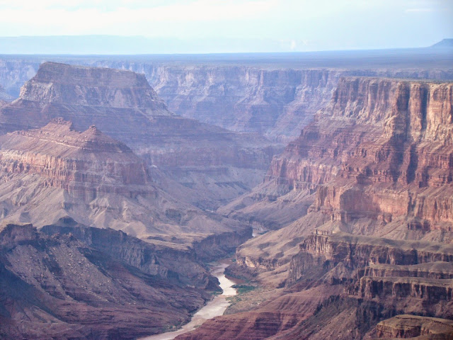 Grand Canyon - Arizona - Helicoptère - USA - Etats-unis