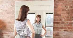 Rumus Panjang Minimum Cermin Agar Seluruh Tubuh Terlihat