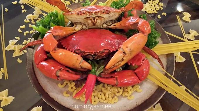 Nikmati Kelazatan Ketam di Sri Lanka Seafood Festival Berjaya Times Square