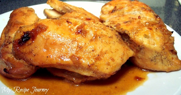 Sweet Garlic Chicken Recipe