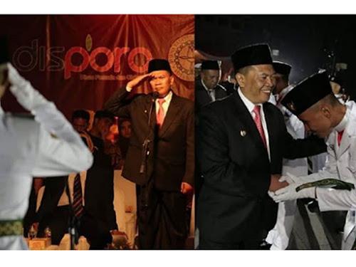Pelantikan Paskibraka Kota Bandung 2018