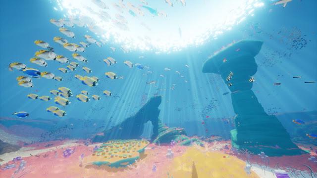 ABZU - Biển Xanh Sâu Thẳm