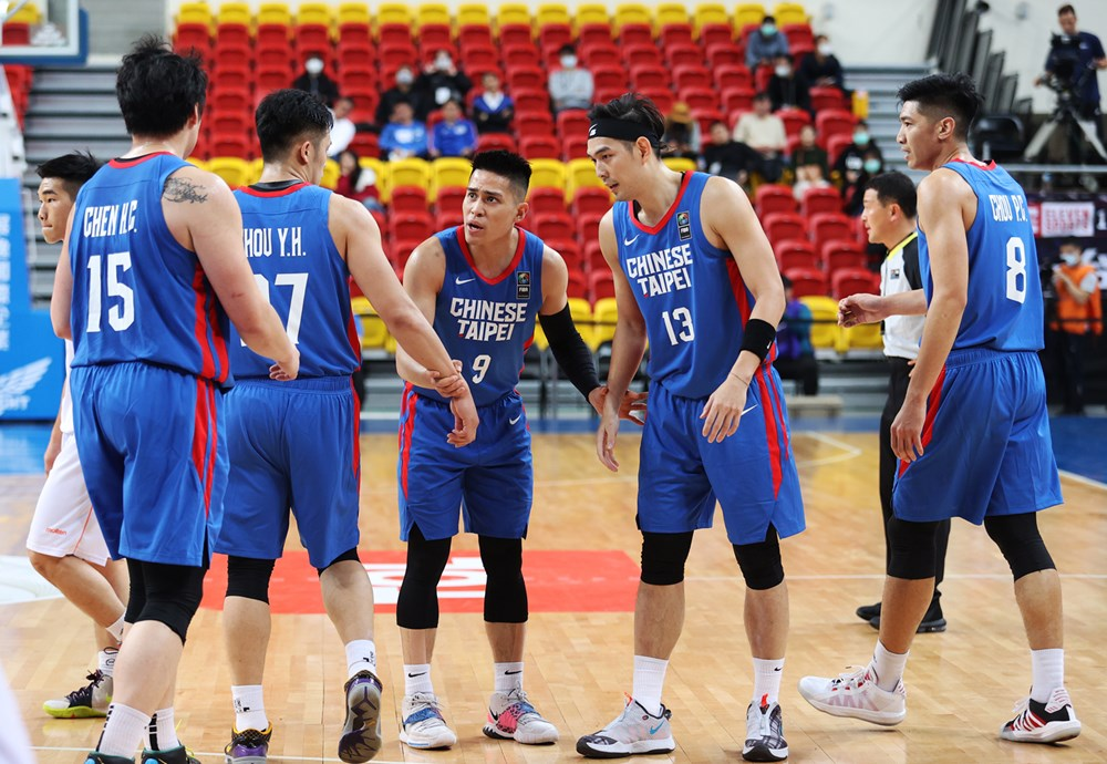 Chinese Taipei def. Malaysia, 152-48 (VIDEO) 2021 FIBA Asia Cup Qualifiers | 1st Window