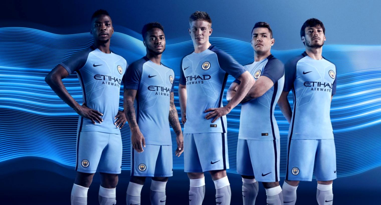 Featured Friday MANCHESTER CITY HOME KIT 2016 17 – The
