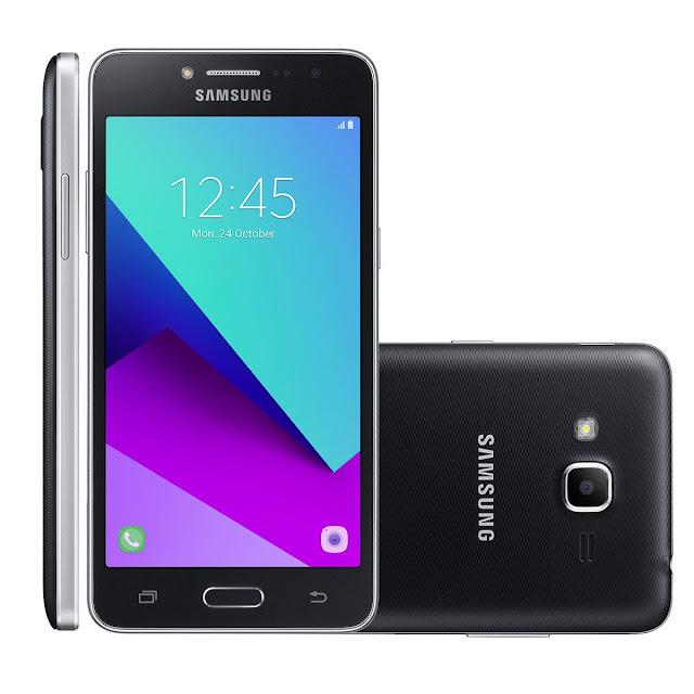 Celular Smartphone Galaxy J2 Prime TV Dual Chip Samsung PRETO