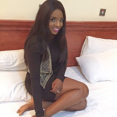 Photos: Annie Idibia Looking Gorgeous In New Photos