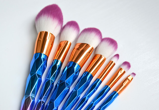 Beauty Bigbang Unicorn Brush Set Review