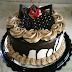 9 Kue Ulang Tahun Kekinian Yang Lagi Hits Saat Ini 2017   Black Forest Mini Cake