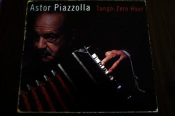 Astor Piazzolla 「Tango:Zero Hour」