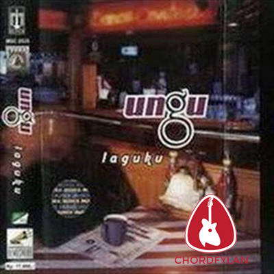 Lirik dan chord Laguku - Ungu