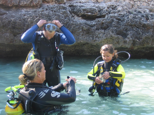 Schnuppergauchen für Kinder auf Mallorca
