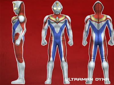 Phim Ultraman Dyna