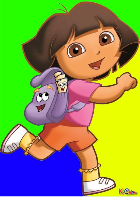 Gambar Kartun Dora Format Jpeg Terbaru Cocok Buat Wallpaper K Kartun