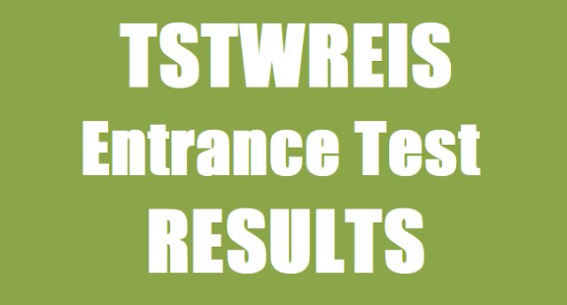 TSTWREIS, TS Gurukulams, 8th class entrance test results