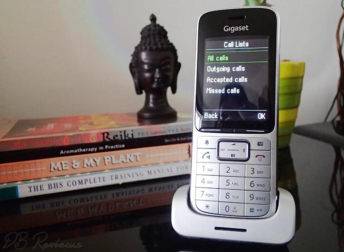 Gigaset SL450A GO Home Phone