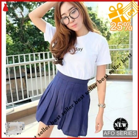 AFO653 Model Fashion Oneck Day tee Modis Murah BMGShop