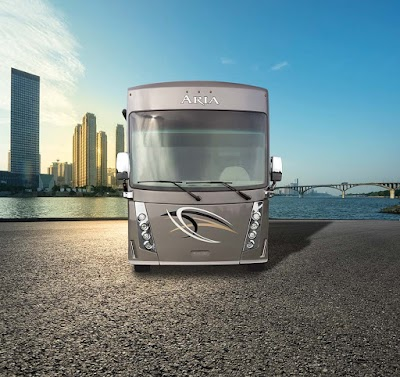 Thor Motor Coach Introduces the All-New Aria Class A Diesel Motorhome